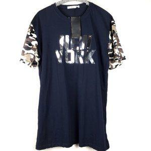 Fashion clothing New York tee black XL